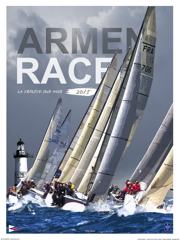 Affiche AR MEN RACE 2015
