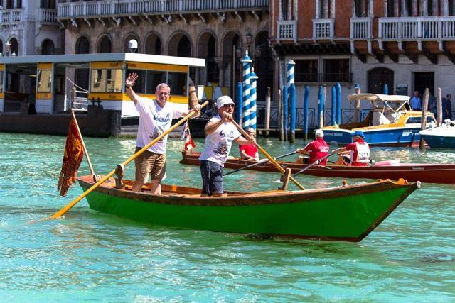 Venise - Vogalonga 2015 - Première partie
