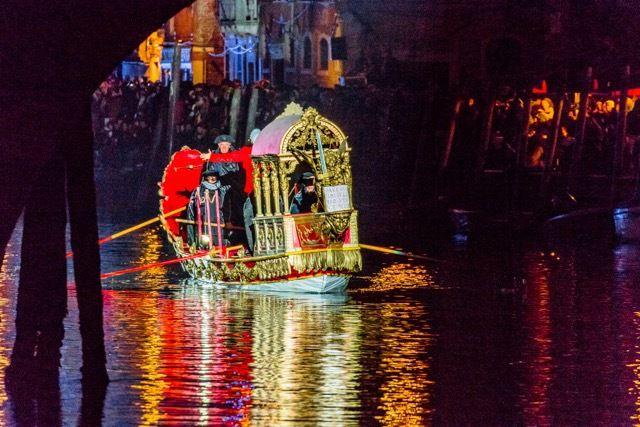 Carnavale di Venezia 2016 - Ouverture