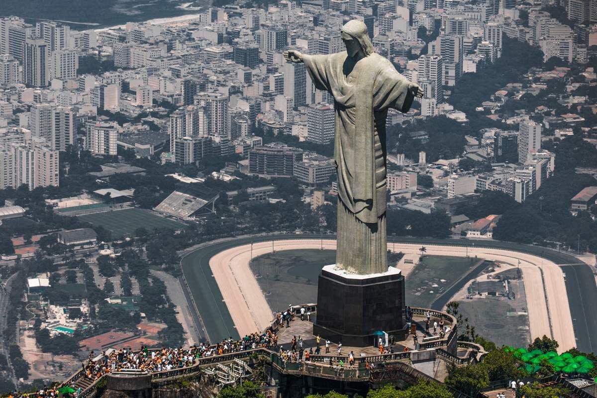 Vol au-dessus de Rio