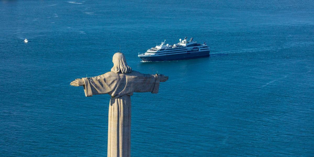 La statue du Cristo-Rei accueille à son tour l'Australe
