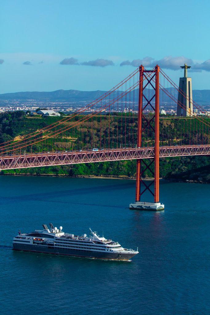 A la rencontre de l'Austral, à Lisbonne