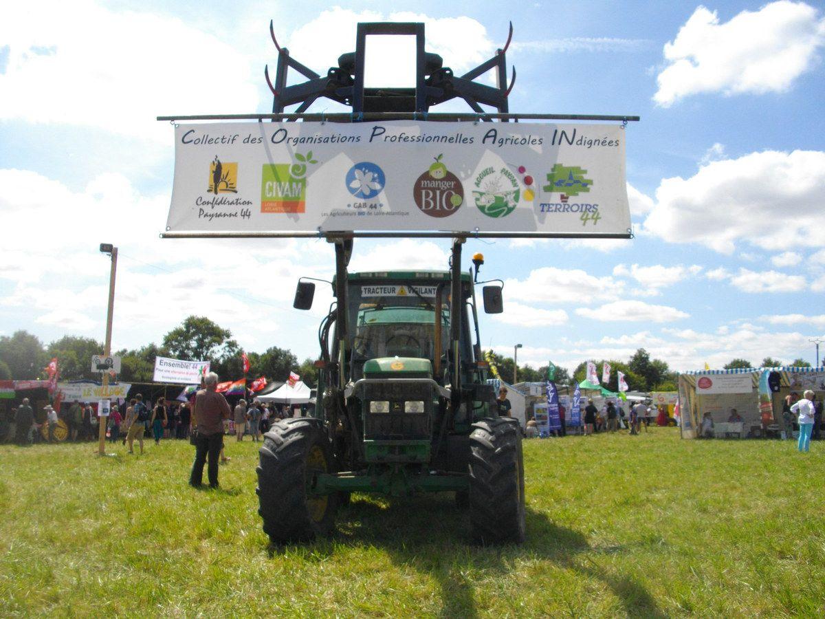 L'agriculture responsable à NDDL