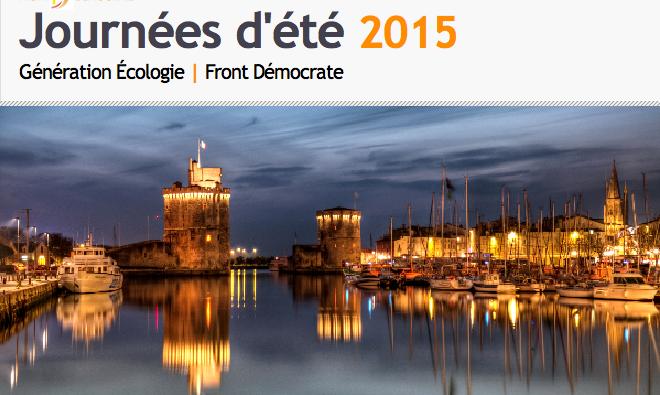 La Rochelle 27 &amp&#x3B; 28 août 2015