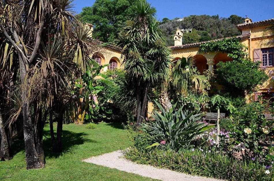 Un jardin entre italie et principaute le blog freeriders2 for Jardin italien
