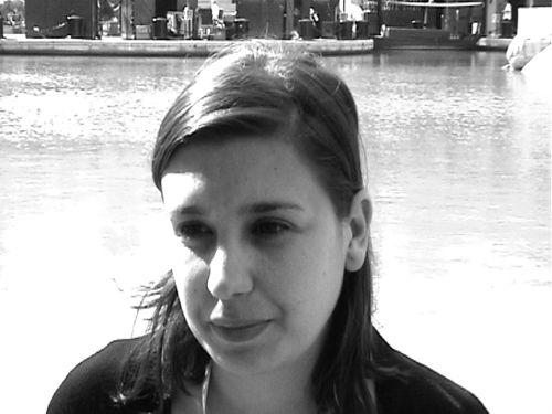 Amel Gouraya Cinématon n°2677