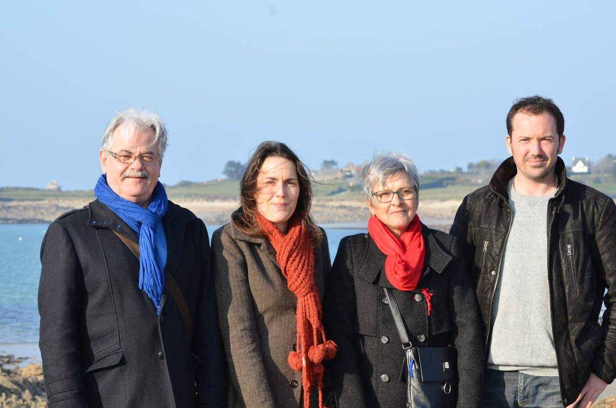Front de Gauche pays de Morlaix: dernière semaine de campagne avant le 1er tour des élections départementales