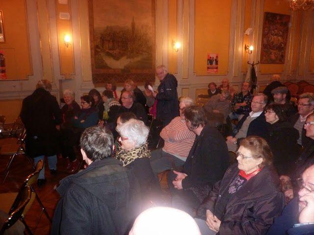 Photos de la réunion de Morlaix du Front de Gauche: mercredi 19 mars