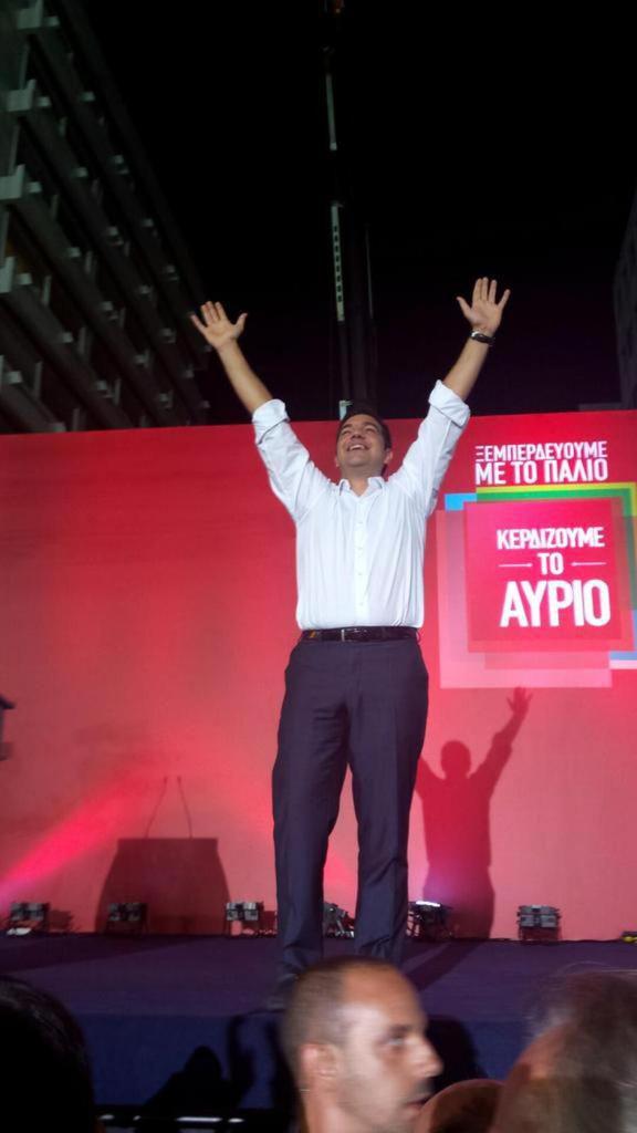 """La victoire de Tsipras et Syrisa en Grèce: """"à nous de prendre le relais"""": Déclaration de Pierre Laurent"""