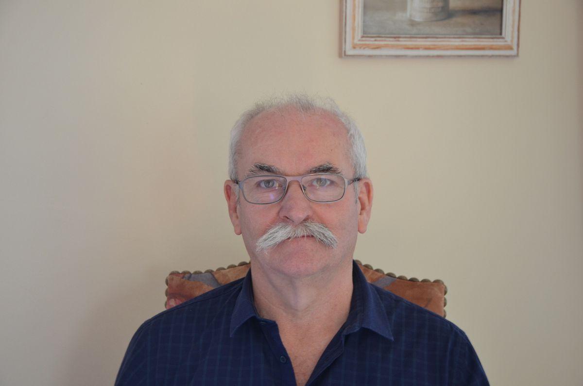 Paul Quémener, maire de Berrien, 14ème position sur la liste finistérienne du Front de Gauche