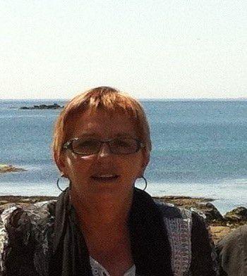 Marie-Annick Le Berre, factrice et militante syndicale, Chateaulin: 9ème position sur la liste finistérienne du Front de Gauche