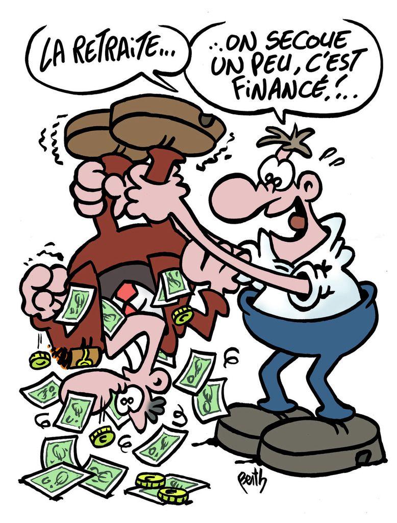 Pensions, réversion, santé, fiscalité, perte d'autonomie, une societé pour tous les âges !
