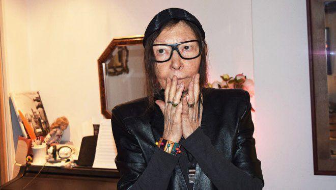 Brigitte Fontaine, poétesse de la nuit (Le Télégramme, Carole Bechec - 25 janvier 2016)