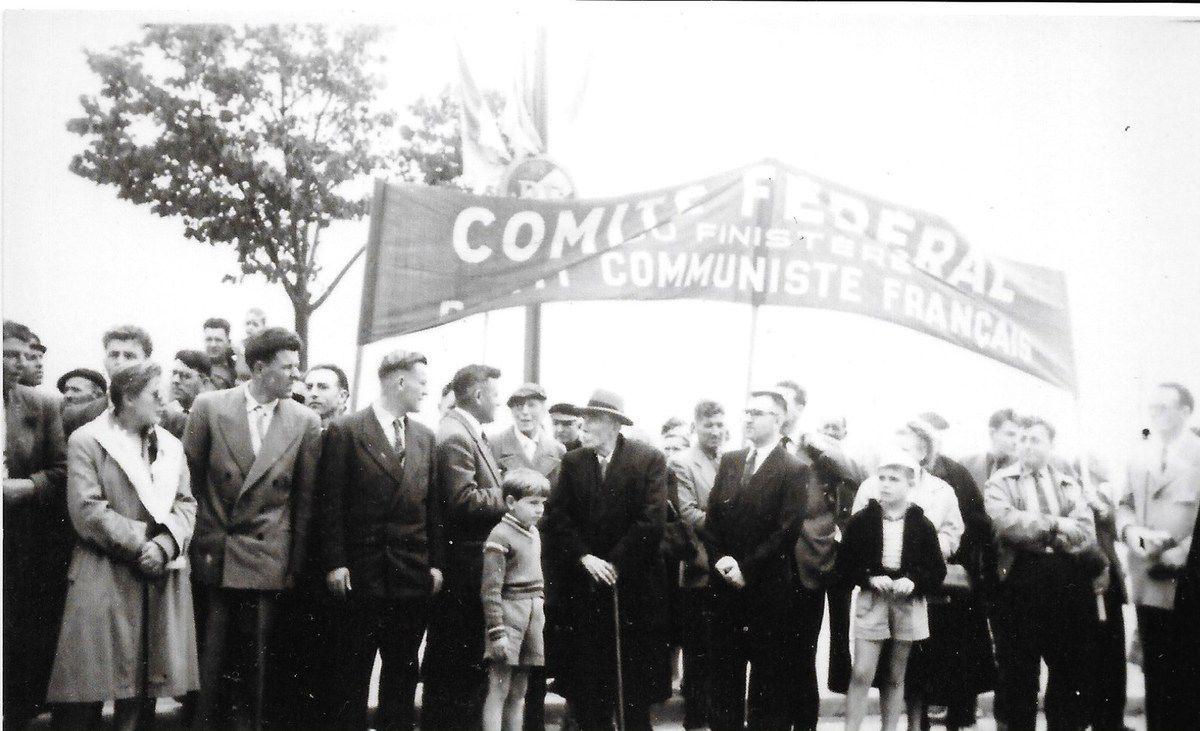 Marcel Cachin, la trajectoire d'un intellectuel breton guesdiste, puis communiste, directeur de l'Humanité de 1917 à 1958