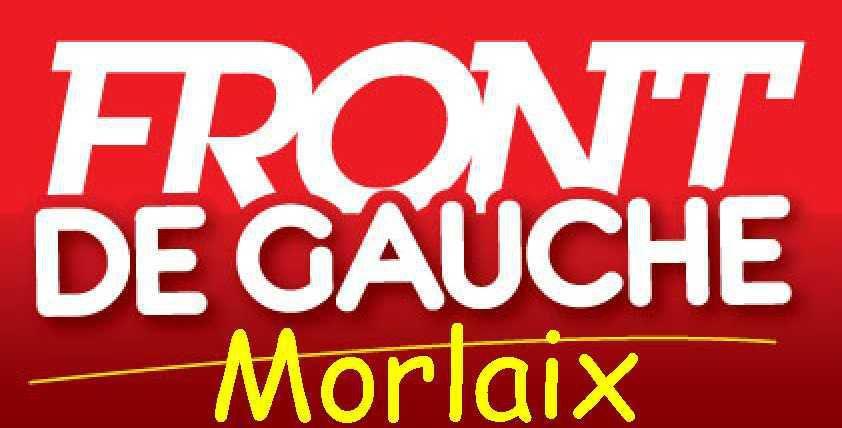 La prochaine Assemblée Générale du Front de Gauche pays de Morlaix aura lieu le lundi 21 mars à 20h, 2 petite rue de Callac à Morlaix