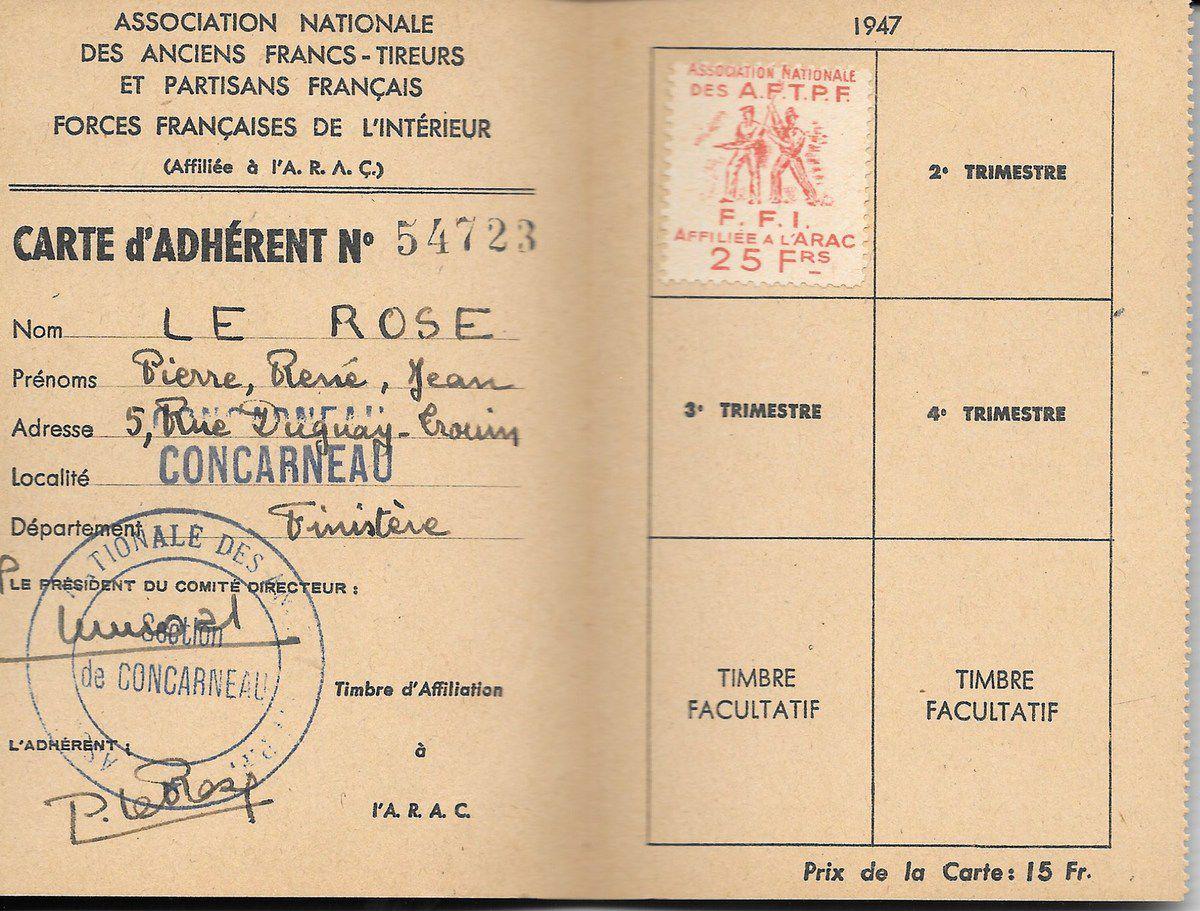 Pierre Le Rose, un homme multicarte... Voyage dans l'histoire