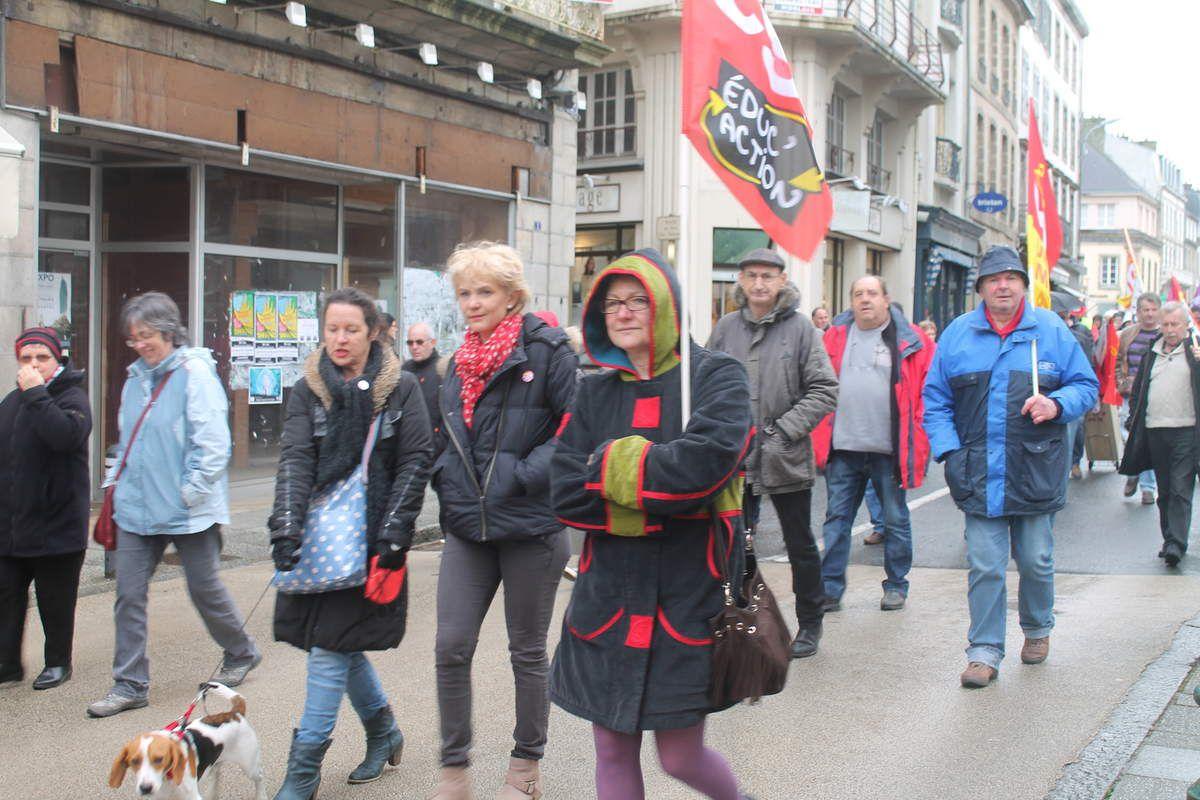 Manif 9 avril contre la Loi travail : photos de Daniel RAVASIO