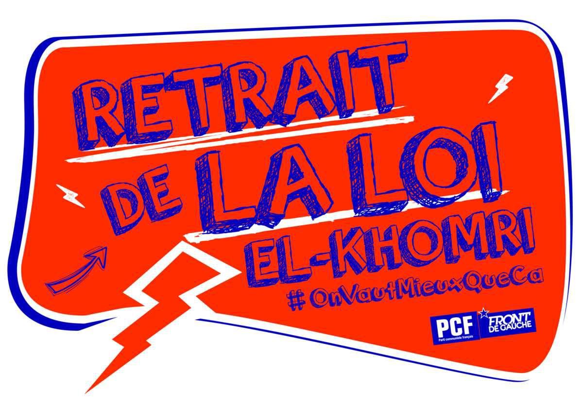 Lettre ouverte du PCF � Madame Marylise Lebranchu, d�put�e de la 4e circonscription du Finist�re (Morlaix): nous vous demandons de voter contre la loi travail!