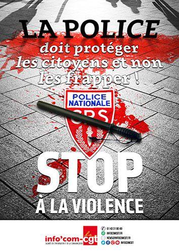 Violences policières: ouvrez les yeux (Médiapart)