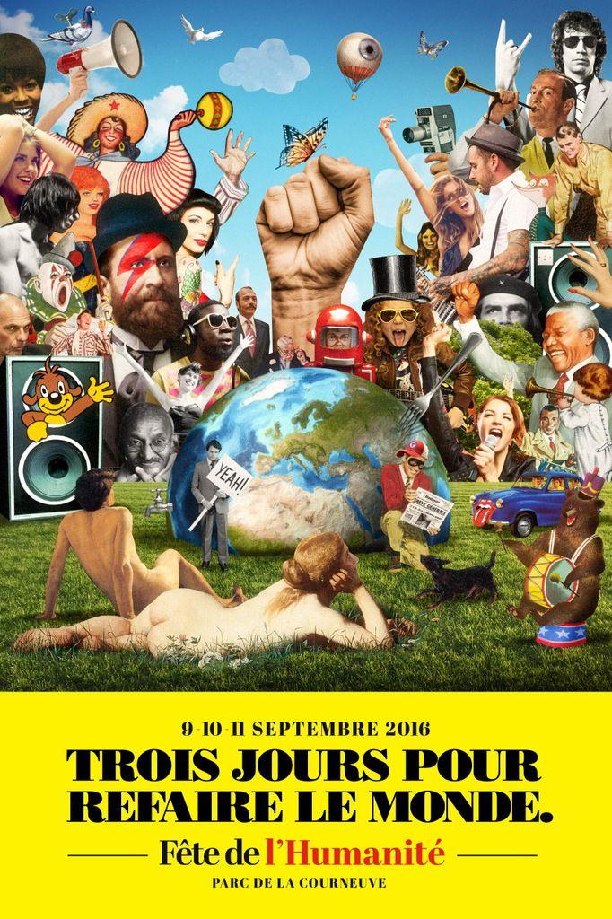 Les débats du PCF de l'espace Bretagne à la fête de l'Humanité les 10 et 11 septembre: République et identités régionales, agriculture et coopération internationale, révolution numérique et santé