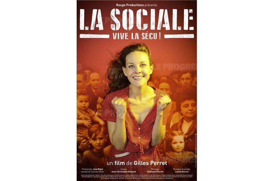 """A ne pas manquer à la Salamandre: ciné-débat avec le nouveau film documentaire engagé de Gilles Perret """"La Sociale"""" à Morlaix le jeudi 29 Septembre à 20h!"""