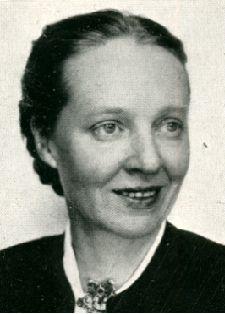 Marie-Claude Vaillant Couturier en 1945