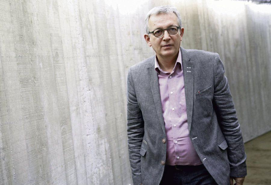Pierre Laurent (photo Humanité, Nicolas Tavernier)