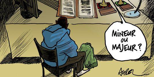 Mineurs isolés - le scandale des tests osseux et des mises à la rue. Un comité de soutien se monte pour un jeune scolarisé à Morlaix à qui le Conseil Départemental retire ses droits à l'hébergement sur avis du parquet de Brest