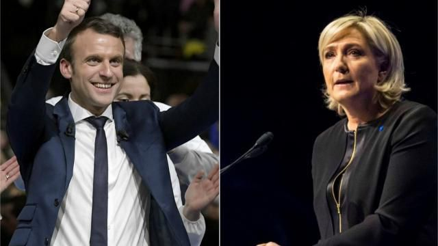 3 sondages s'accordent sur un duel Macron-Le Pen si la présidentielle avait lieu aujourd'hui (Ouest-France, 9 février 2017)