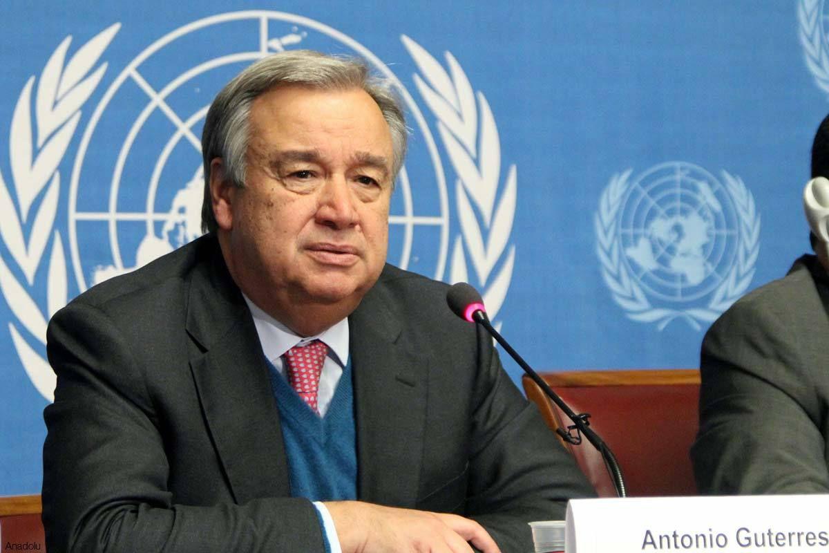 Paix mondiale, contre la colonisation de la Palestine: Pierre Laurent, secrétaire national du PCF, adresse une lettre au secrétaire général des Nations-Unies, Antonio Guterres