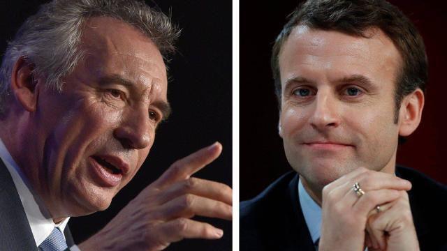 Bayrou s'allie au candidat des « forces de l'argent » (Michel Soudais, Politis)
