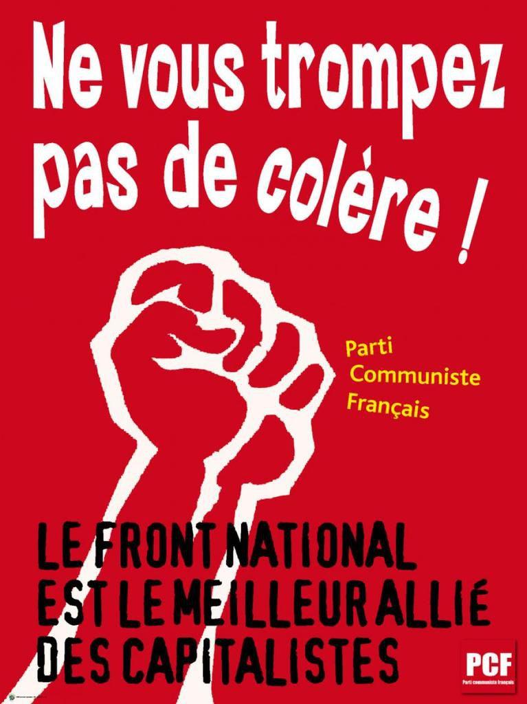 Un tiers des Français se disent en accord avec les idées du Front national (Le Monde, 7 mars 2017)