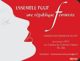 &quot&#x3B;8 mars: nous prenons la rue pour revendiquer l'égalité, la liberté, le respect&quot&#x3B; : Appel d'Hélène Bidard et Laurence Cohen (PCF)