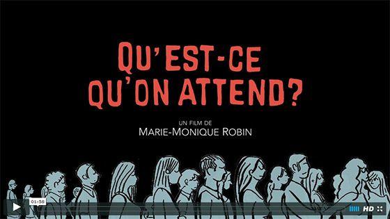 &quot&#x3B;Qu'est ce qu'on attend?&quot&#x3B; - le film de Marie-Monique Robin projeté au Cinéma Les Studios de Landivisiau le mercredi 22 mars à 20h (Landi doit dire Non à la Centrale)