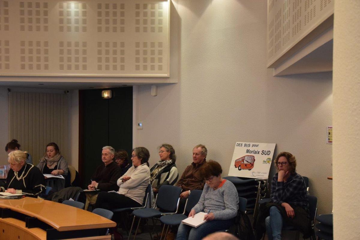 Conseil de Communauté de Morlaix-Co du lundi 20 mars: photos Pierre-Yvon Boisnard et interventions d'Ismaël Dupont