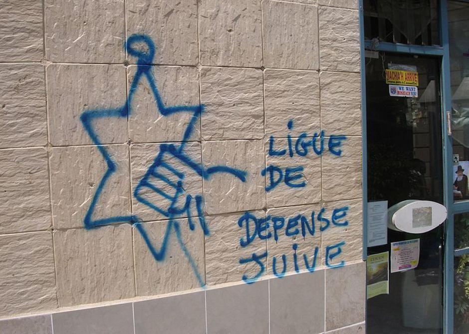 Le gouvernement doit dissoudre les groupes d'extrême-droite Brigade juive et Ligue de défense juive qui menacent de mort les militants anti-colonialistes (PCF)