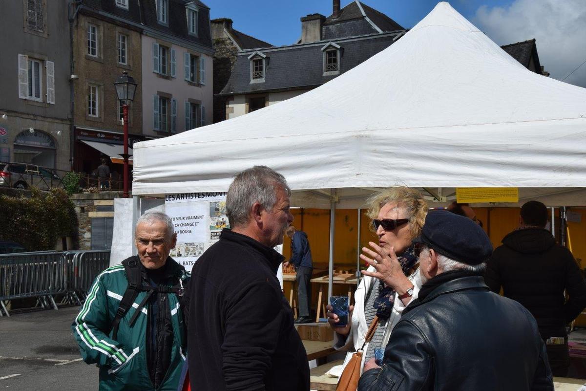 photo Pierre-Yvon Boisnard, premier mai 2017, fête du Viaduc