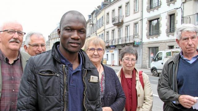Rassemblement pour Hamidou à Quimper ce vendredi 26 mai à 15h30: &quot&#x3B;Bretons, solidaires et on agit&quot&#x3B;