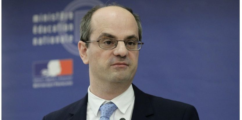 Jean-Michel Blanquer, nouveau ministre de l'Education Nationale