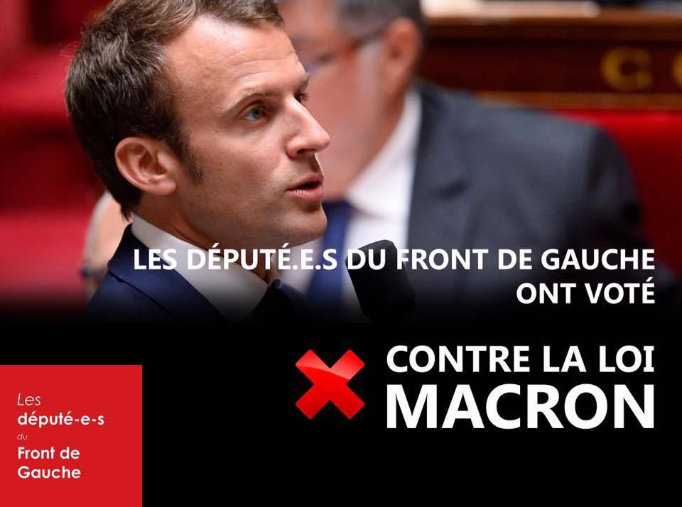 raisons voter macron