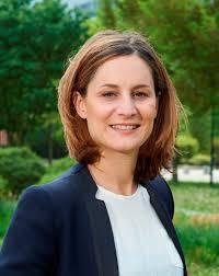 Elsa Faucillon, députée communiste du Val-de-Marne