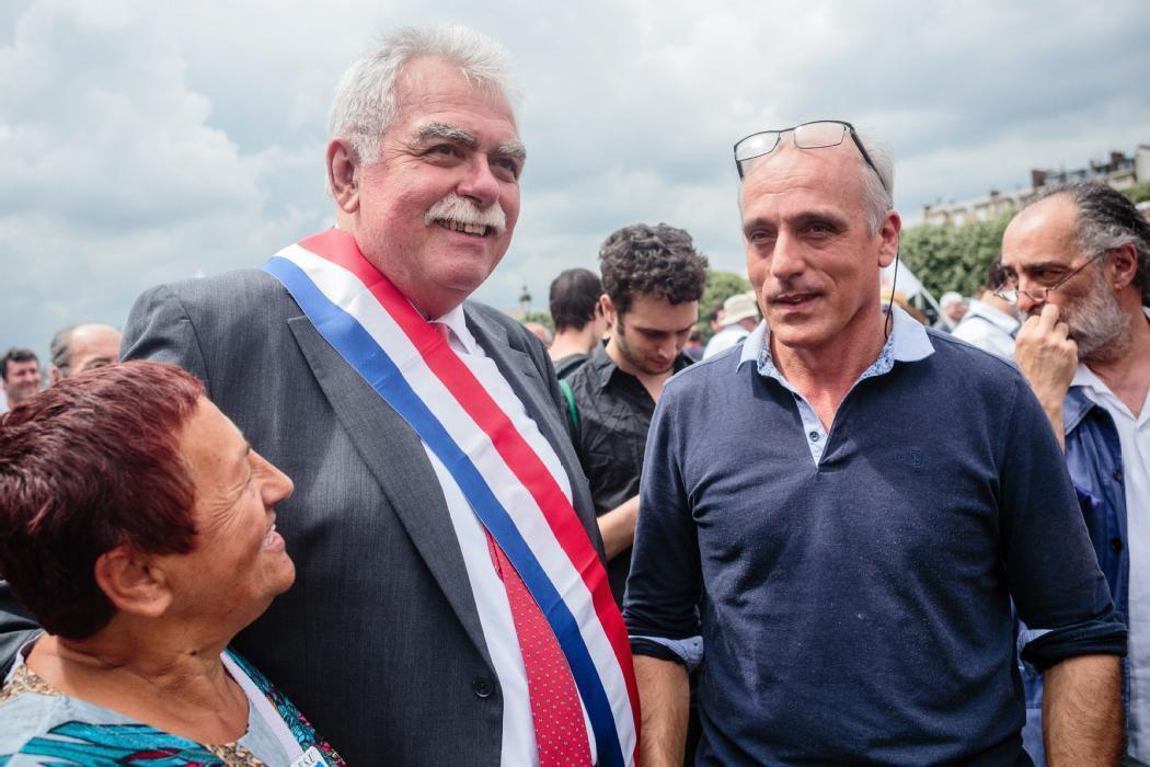 André Chassaigne (PCF) : &quot&#x3B;Je n'irai pas au congrès de Versailles pour écouter le monarque !&quot&#x3B; (La Montagne, 2 juillet 2017)