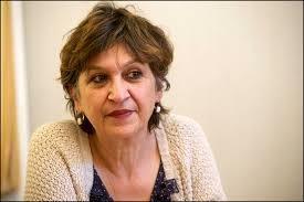 Eliane Assassi, présidente du groupe communiste républicain citoyen au Sénat