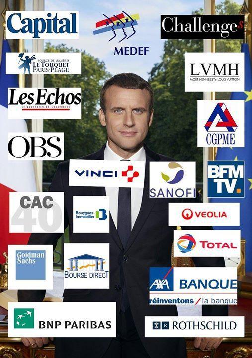 Les collectivités au régime sec: 13 milliards d'euros leur seront extorqués par Macron, s'ajoutant aux 10 milliards de réduction des dotations aux collectivités de Hollande! (Médiapart, 17 juillet 2017)