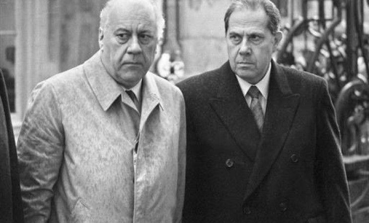 Jacques Foccart et Charles Pasqua, dirigeants du SAC, cet état profond de la droite gaulliste