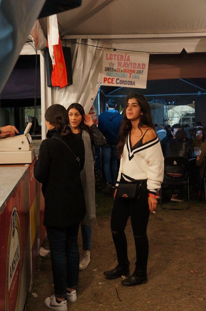 Voyage nocturne au village du Monde de la fête de l'Huma (photos Pierre Saint Jalme, 16 septembre 2017)