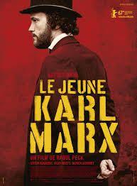&quot&#x3B;Le jeune Karl Marx&quot&#x3B; de Raoul Peck : 6 projections du très beau film sur les premiers pas communistes de Marx, Engels, Jenny Marx et Mary Burns à La Salamandre, Morlaix