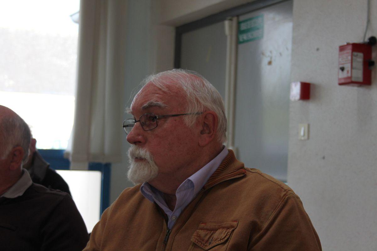 intervention de Roger Dupas (Pays Bigouden)