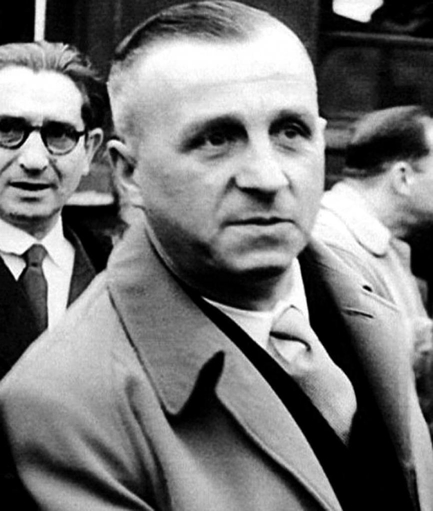 Ambroise Croizat le ministre communiste qui a mis en oeuvre la naissance de la Sécurité Sociale, conformément au programme du Conseil National de la Résistance