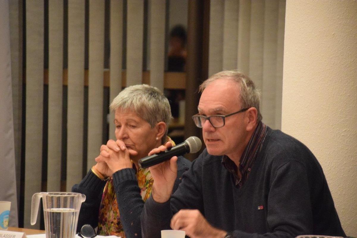 Conseil communautaire de Morlaix-Co du 5 novembre 2018 : Photos de Pierre-Yvon Boisnard et compte rendu partiel par Ismaël Dupont, élu PCF-Front de Gauche
